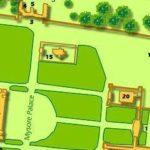 Mysore Palace Map