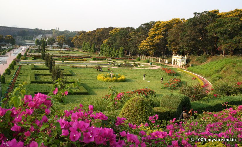 Attractions in Mysore