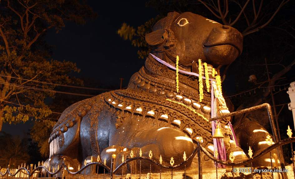 Nandi of Mysore
