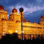 Mysore Palace Lighting timings