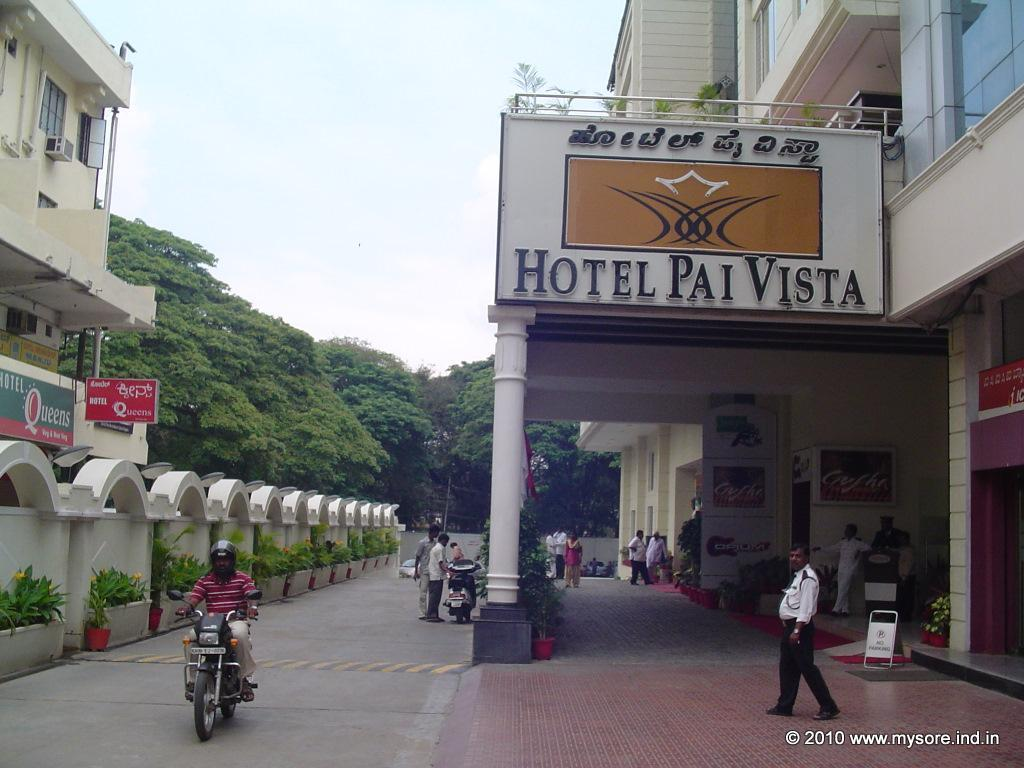 Star Hotels In Mysore