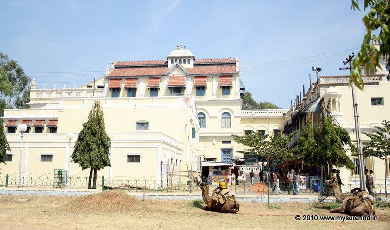 Residential Museum Everything About Mysore Palace