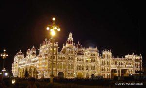 Mysore Palace Illumination