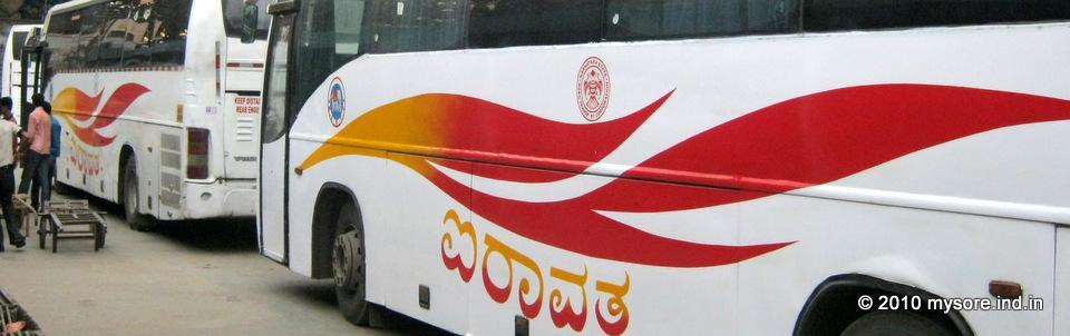 Mysore to Ooty by Bus