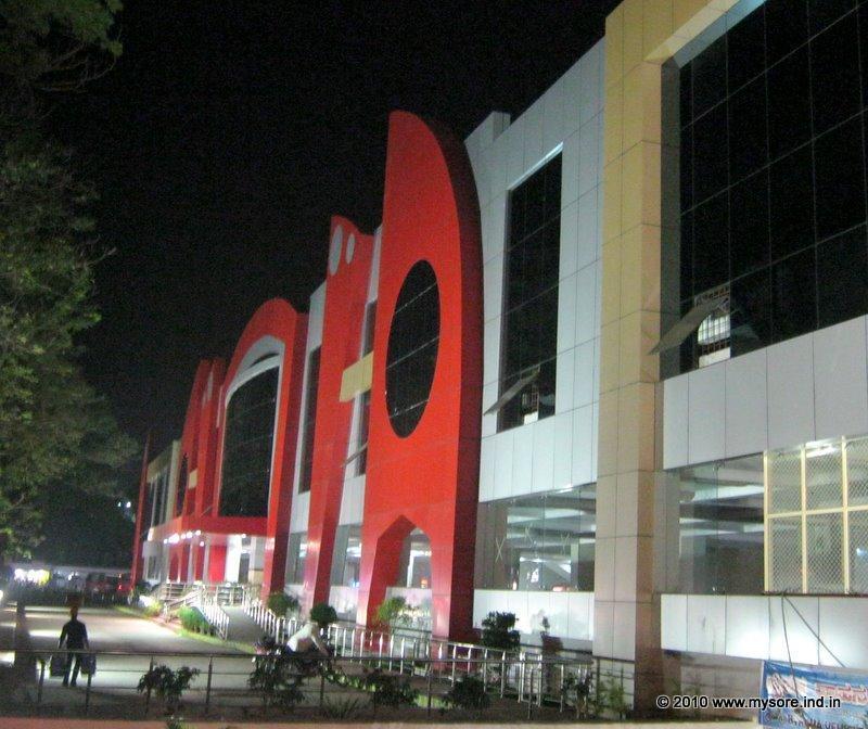 Ksrtc central bus station