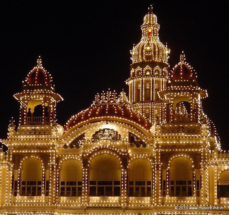 Mysore Palace facade