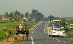 Mysore to Wayanad