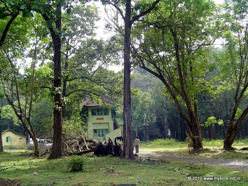 Nagarhole Forest Guest Houses Forest Department Guest