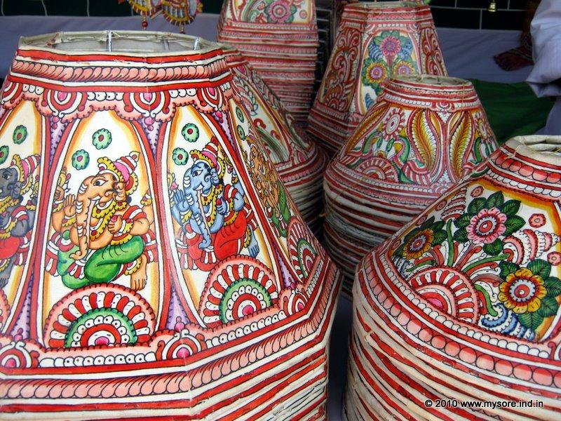 Leather lampshades leather lampshades from andhra pradesh leather lampshades from andhra pradesh aloadofball Choice Image