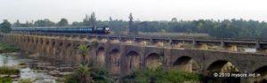Mysore to Bangalore Train Timings