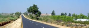 SH 57 , on the way from Mysore to Hassan