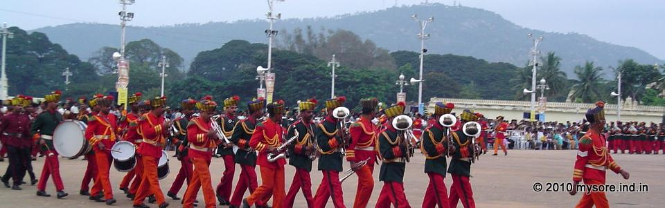 Mysore Dasara 2014 Dates : September 25 to October 4