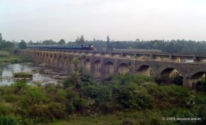 Bangalore to Mysore Train Timings