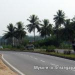 Mysore to Srirangapatna