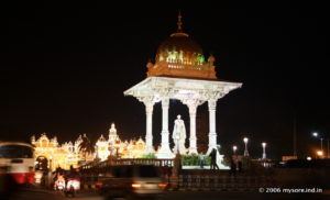 Attractions in Mysore City